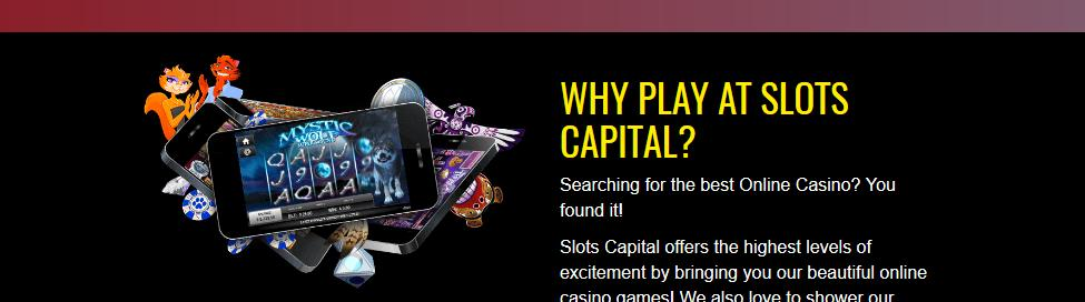 Slots Capital Casino - US Players Accepted! 5